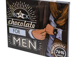 Шоколадный подарок FOR MEN 20 плиток