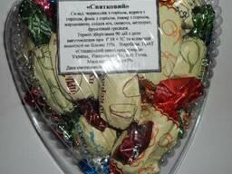 Шоколадные конфеты - набор конфет на новый год