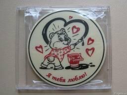 Шоколадные подарки к Дню Святого Валентина.