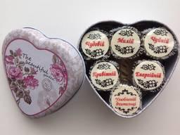 Шоколадные подарки на День Учителя.
