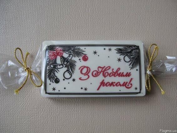 Шоколадные подарки на Новый 2018 год - год Собаки!!!