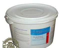 Шоковый хлор для бассейнов. Химия в таблетках