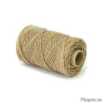 Шпагат бумажный 2,5мм (90м)