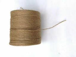 Шпагат джутовый для вязания 2мм