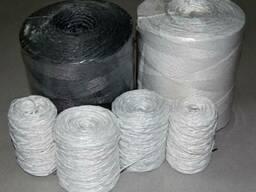 Шпагат полипропиленовый 1000-2500тех (аcсортимент)