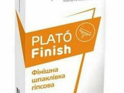 Шпаклевка финишная гипсовая Plato Finish 25 кг