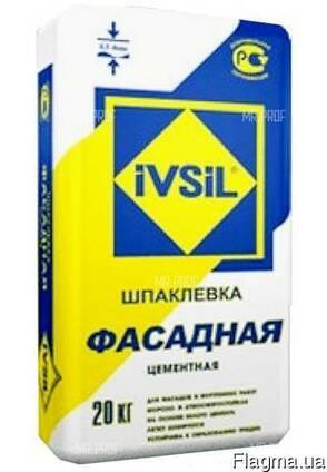 Шпаклевка финишная Ивсил белая 15 кг