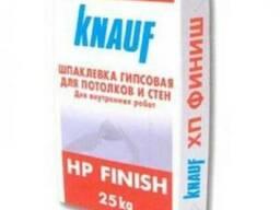 Шпаклевка Кнауф Финиш Knauf HP Finish 25 кг