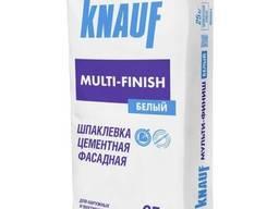 Шпаклевка Knauf Мульти Финиш гипсовая универсальная, 25 кг