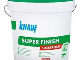 Шпаклевка Knauf Sheetrock Super Finish (Польша), 28 кг.
