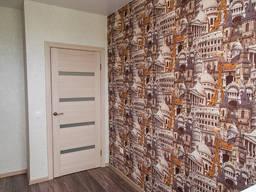 Косметический ремонт квартир, покраска стен, поклейка обоев.
