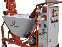 Шпаклевочная машина –штукатурная станция DP-N5