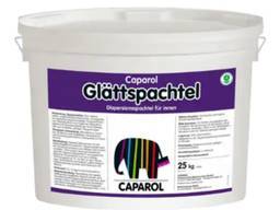 Шпаклёвка Caparol Glättspachtel