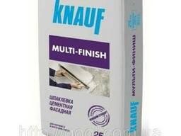 Шпаклёвка финишная гипсовая Кнауф Мульти Финиш 25 кг
