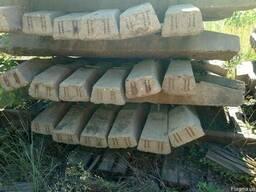 Шпала ж/б, железобетонная, столб бетонный