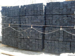 Шпалы деревянные пропитанные методом окунания тип 2А