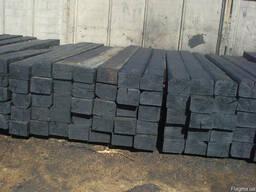 Шпалы деревянные пропитанные методом окунания тип1А