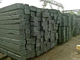 Шпалы деревянные пропитанные тип 2 А - фото 2