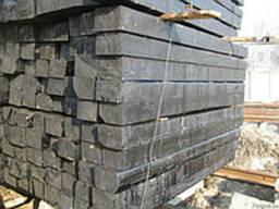 Шпалы деревянные пропитанные тип IА