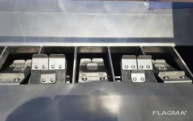 Шпарчан-скребмашина, агрегат находится в России
