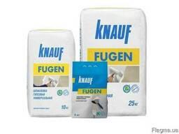 Шпатлевка KNAUF фюгенфюллер для швов (1/10кг и 25кг)