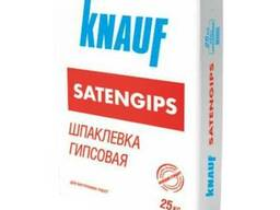 Шпатлевка Knauf Сатенгипс (1/25кг)в Донецке.