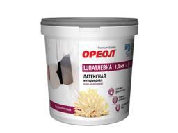 Шпатлевка латексная интерьерная Ореол-Премиум 1, 5кг
