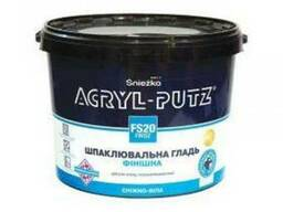 "Шпатлёвка ""Acryl-Putz finisz"" финишная 27 кг"