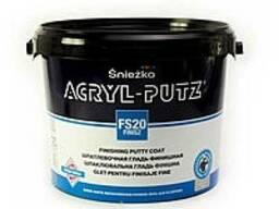"Продам шпатлёвку финишную ""Acryl-Putz finisz"" (8 кг)"
