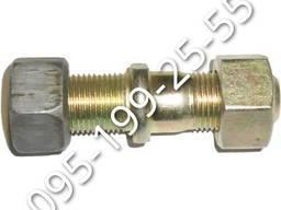 Шпилька ступицы с гайками М16×1. 5, М18×1. 5, М20×1. 5