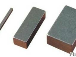 Шпонка сталь ст 45, 40ХА -шпоночный материал, калиброванный