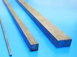 Шпоночна сталь 40х20, cт.45, . наг, . калиброванная