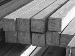 Шпоночная сталь 12х8х1000 DIN 6880 нержавеющая