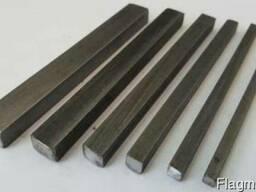 Шпоночная сталь (шпонка) 12х8 ст.45