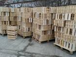 Шпоновые ящики для упаковки яблок в Крыму - фото 3
