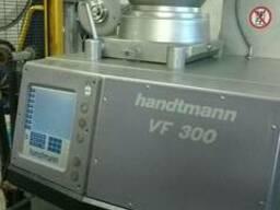 Шприц вакуумный роторный Handtmann VF300 с насадкой-волчком
