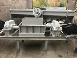 Шредер дробилка измельчитель 2х15 квт 5 тонн/ч. НОВЫЙ Срочно