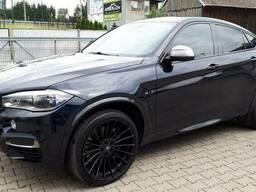 Шрот BMW БМВ X6 M б/у запчастини та нові деталі