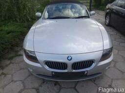 Шрот BMW БМВ Z4 E85 запчасти б/у