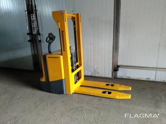 Штабелер электрический Jungheinrich EJC Z14 1400 кг 2,50м
