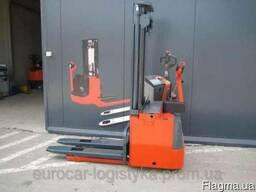 Штабелер электрический LINDE L14 1. 4т 3, 3м