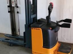 Штабелер електричний самохідний STILL EGV S14 1400/2000кг 29