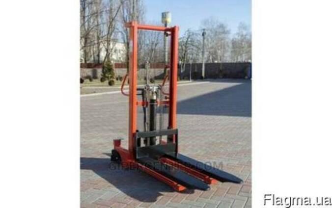 Штабелер гидравлический Leistunglift SFH 1016 (1000кг/1.6м)