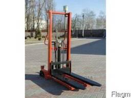 Штабелер гидравлический Leistunglift SFH 1016 (1000кг/1. 6м)