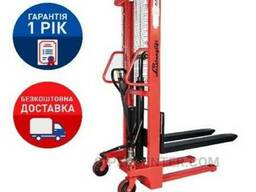 Штабелёр Leistunglift SFH1516 (1500кг/1. 6м), гидравлический