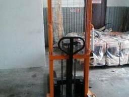 Штабелер ручной гидравлический Niuli – CTY-E2. 0T 1. 6м