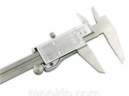 Штангенциркуль электронный Vernier 150 (0-150 мм; ±0. 02) стальной с бегунком. IP54