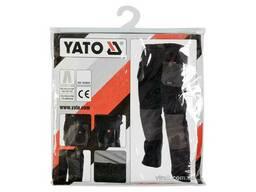 Штани робочі YATO розмір S