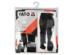 Штани робочі YATO розмір XXXL