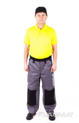 Штаны шорты рабочие специальные трансформер